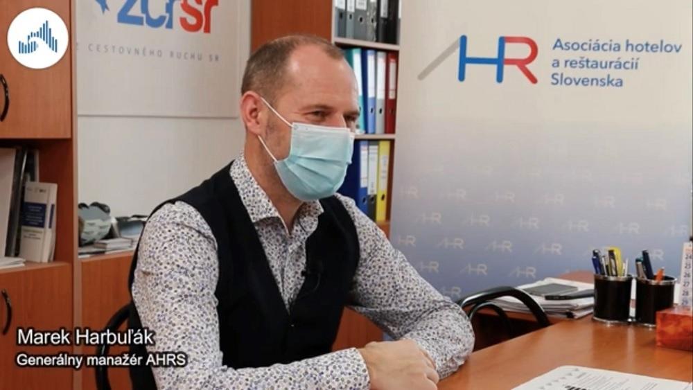 Video: Interview s generálnym manažérom AHRS o aktuálnej situácii v cestovnom ruchu